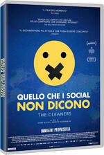 The Cleaners. Quello che i social non dicono (DVD)