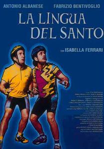 La lingua del santo (DVD) di Carlo Mazzacurati - DVD