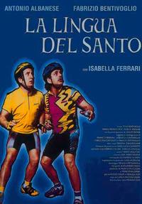 Cover Dvd La lingua del santo (DVD)