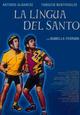 Cover Dvd DVD La lingua del santo