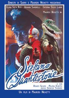 Stefano Quantestorie (DVD) di Maurizio Nichetti - DVD