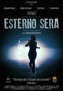 Esterno sera (DVD) di Barbara Rossi Prudente - DVD