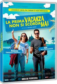 Cover Dvd La prima vacanza non si scorda mai (DVD)
