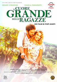 Cover Dvd Il cuore grande delle ragazze (DVD)