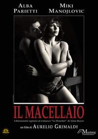 Cover Dvd Il macellaio (DVD)