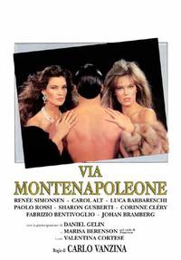 Cover Dvd Via Montenapoleone (DVD)
