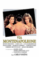 Cover Dvd DVD Via Montenapoleone