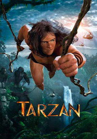 Cover Dvd Tarzan (DVD)