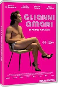 Cover Dvd Gli anni amari (DVD)
