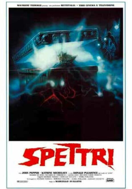Spettri. Avallone (DVD) di Marcello Avallone - DVD