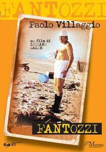 Film Fantozzi. Ed. 2015 (Blu-ray) Luciano Salce