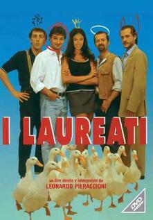 I laureati. Nuova edizione (DVD) di Leonardo Pieraccioni - DVD