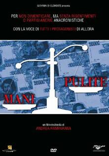 Mani pulite (DVD) di Andrea Pamparana - DVD
