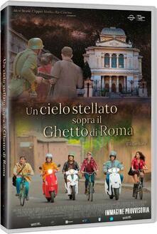 Un cielo stellato sopra il ghetto di Roma (DVD) di Giulio Base - DVD