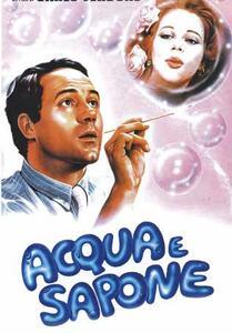 Film Acqua e sapone (Nuova edizione) (DVD) Carlo Verdone