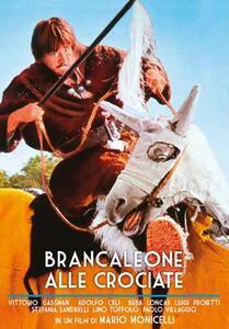 Film Brancaleone alle crociate (Nuova edizione) (DVD) Mario Monicelli