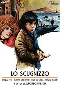 Film Lo scugnizzo (DVD) Alfonso Brescia