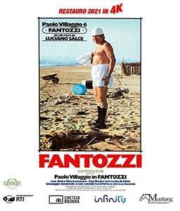 Film Fantozzi. Ed. 2021 (Blu-ray) Luciano Salce