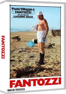 Film Fantozzi. Ed. 2015 + 2021 (2 Blu-ray) Luciano Salce