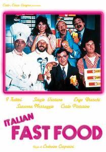 Film Italian Fast Food (DVD) Ludovico Gasparini
