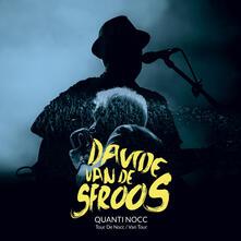 Quanti nocc - CD Audio di Davide Van De Sfroos