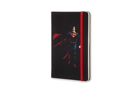 Taccuino Moleskine Batman v Superman Limited Edition large a righe. Superman - 2