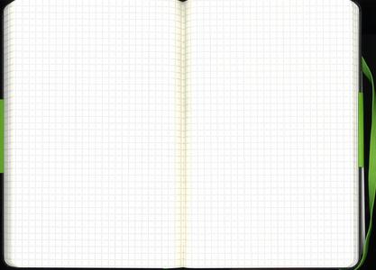 Cartoleria Taccuino Moleskine large a quadretti. Edizione speciale Evernote Moleskine 2