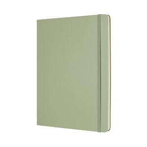 Taccuino Moleskine a pagine bianche copertina rigida verde - 2