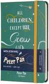 Cartoleria Taccuino Moleskine Peter Pan Limited Edition pocket a righe. Indians. Verde Moleskine