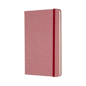 Taccuino Moleskine Blend Collection Limited Edition large a righe. Rosso - 2