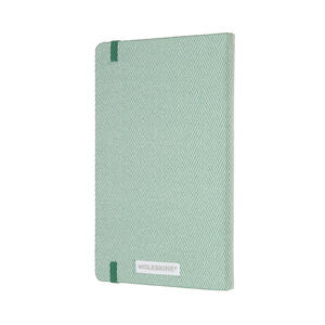 Taccuino Moleskine Blend Collection Limited Edition large a righe. Verde - 6