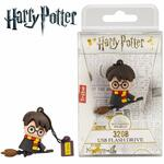 Chiavetta USB 32 GB Harry Potter Memoria Flash Drive Originale Harry Potter, Tribe FD037710