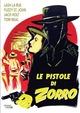 Cover Dvd Le pistole di Zorro