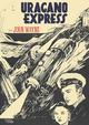 Cover Dvd Uragano Express