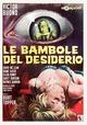 Cover Dvd Le bambole del desiderio