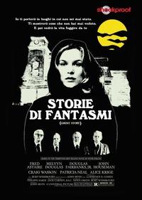 Cover Dvd Storie di fantasmi. Shockproof (DVD)
