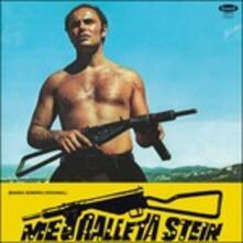 Metralleta Stein (Colonna Sonora) - Vinile LP + CD Audio di Stelvio Cipriani