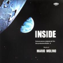 Inside (Colonna Sonora) (Limited Edition + Mp3 Download) - Vinile LP di Mario Molino
