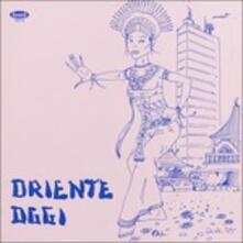 Oriente oggi - Vinile LP di Rino De Filippi