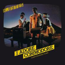I Adore Commodore. Computer Music Flas - Vinile LP di K. Bytes