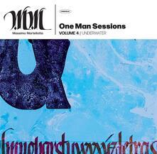 One Man Session vol.4 - Vinile LP di Massimo Martellotta