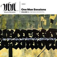 One Man Session vol.3 - Vinile LP di Massimo Martellotta