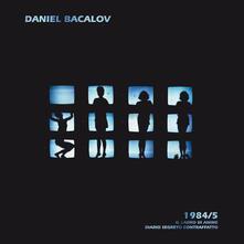 1984/5 Il ladro di anime. Diario segreto - Vinile LP di Daniel Bacalov