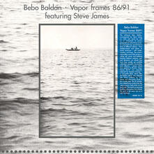 Vapor Frames 86-91 - Vinile LP di Bebo Baldan