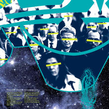 Cosmic Temple Chapter 5 - Vinile LP di Daniele Baldelli