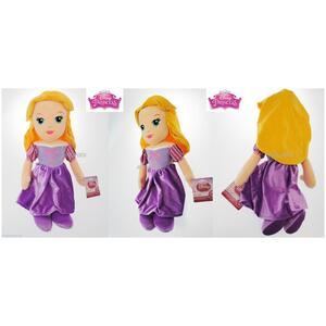 Bambola peluche Rapunzel 50 cm