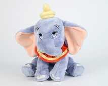 Giocattolo Dumbo. Peluche 25 Cm PTS