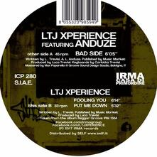 Bad Side (feat. Anduze) - Vinile LP di LTJ Xperience