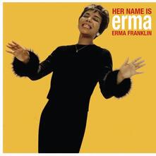 Her Name Is Erma - Vinile LP di Erma Franklin