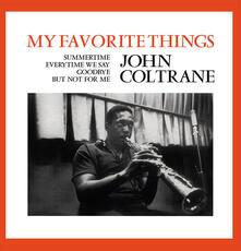 My Favourite Things - Vinile LP di John Coltrane